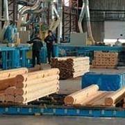 Деревообрабатывающий завод фото