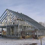 Проектирование зданий и сооружений из ЛСТК фото