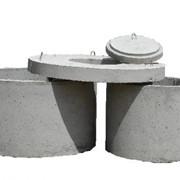 Канализационное кольцо КС 10.10 ГОСТ 8020-90 (сер.3.900-3 в7) 3.900.1-14 фото