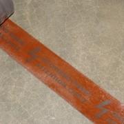 Лента сигнальная защитная ЛЗС фото
