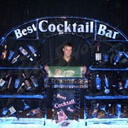 Ледянной бар фото