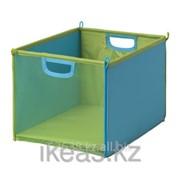 Коробка зеленый, бирюзовый КУСИНЕР фото