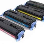 Заправка цветных картриджей HP фото