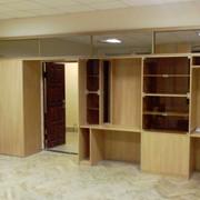 Изготовление мебели по заказам граждан:детские комнаты,прихожие,шкафы-купе,гардеробные,горки,компьютерные столы,комоды,а также изготовим под заказ офисную мебель,торговое оборудование и др. фото