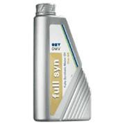 Полностью синтетическое моторное масло OMV full syn SAE 0W-40 фото