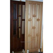 Двери из сосны в комнату не дорого (№90, 91) фото