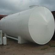 Изготовление резервуаров для нефтехимической промышленности фото