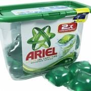 Гель для стирки в растворимых капсулах Mountain Spring 432гр 0123 Ariel Pods фото