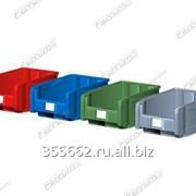 Комплект пластиковых ящиков 05.498S