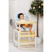 Стульчик для кормления Happy Baby Oliver 6+ фото