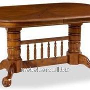 Стол деревянный раскладной GREEN RIVER NNDT-4296-STC (G) фото