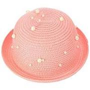 Шляпа детская 152017-8 розовый фото