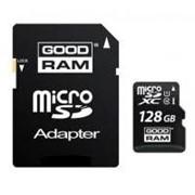 Карта памяти GOODRAM 128Gb microSDHC class 10 (SDU128GXCUHS1AGRR10) фото