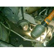 Замена ремня ГРМ и ручейкового на автомобиле Chery amulet Донецк .
