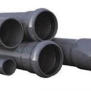 Трубы напорные НПВХ 125 для наружных систем водопровода и канализации (ГОСТ Р 51613-2000) фото