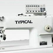 Швейные машины промышленные Промышленная одноигольная швейная машина TYPICAL GC6716MD (игольное продвижение сверху+сервомотор) фото