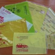 Конверты почтовые из полиэтилена с клапаном фото