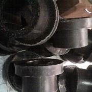 Капролон ф 25 мм графитонаполненный фото
