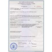 Экологический сертификат соответствия Евро-4 фото