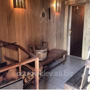 Сауна, баня на Трухановом острове фото