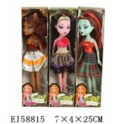 Кукла 9 Mns HigH в ассорт.в кор.,100114796/EI58815/NN фото