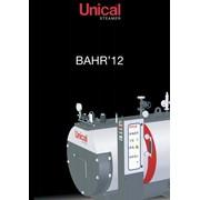 Парогенератор высокого давления серии BAHR'12 1250-1500 фото