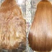 Кератиновое выпрямление волос фото