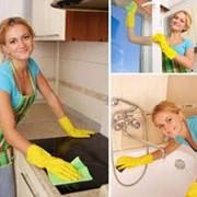 Генеральная уборка кухни фото
