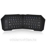 Складывающаяся Bluetooth клавиатура Seenda IBK-03 - ультра тонкая, со встроенным аккумулятором фото