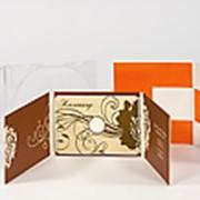 Упаковка для мини СD и DVD фото