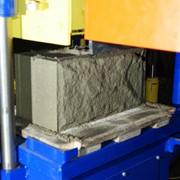 Оборудование для изготовления стеновых камней фото