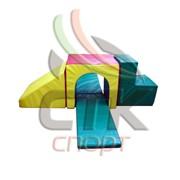 Набор мягких модулей (5 предметов) фото