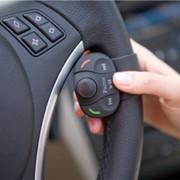 Полноценный комплект громкой связи для разговоров по телефону и прослушивания музыки в автомобиле фото