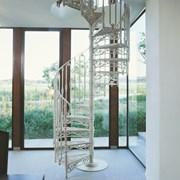 Чугунная лестница фото