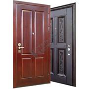 Металлическая дверь массив №5 фото