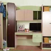 """Мебель для детской и молодежной комнат """"Акварель"""" фото"""