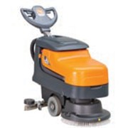 Поломоечный аккумуляторный комбайн для уборки небольших площадей TASKI Swingo 455 BMS Артикул 70022943 фото