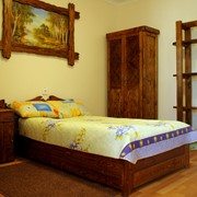 Жилые комнаты под старину фото