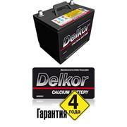 Аккумуляторная батарея DELKOR фото
