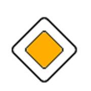 Знаки дорожные приоритета фото