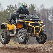 Квадроцикл STELS ATV 650 GUEPARD ST фото
