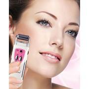 Портативный аппарат для комплексного ухода за кожей лица с использованием функции гальванотерапии фото
