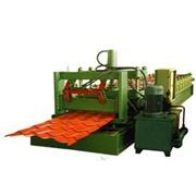 Оборудования для производства металлочерепицы «Монтеррей» фото