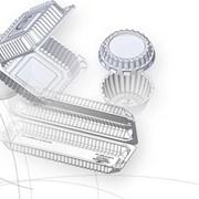 Одноразовая посуда из полистирола фото