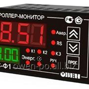 Контроллер-монитор сети КМС-Ф1.Щ2.РИУ фото