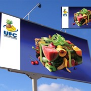 Реклама на бордах по Украине фото