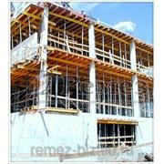 Аренда строительной опалубки фото