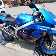 Мотоцикл спортбайк No. B4909 Kawasaki ZX-9R фото