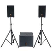 Аренда звукового оборудования (Активные колонки) фото