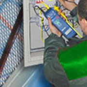 Замеры технических характеристик и параметров работы электрических сетей; проверка качества произведенных электромонтажных работ; проверка сопротивления изоляции на соответствие требуемым параметрам; проверка изоляции вторичных цепей при помощи повышен фото